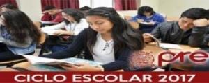 MATRICULA CICLO ESCOLAR 2017