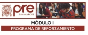 MATRICULA CICLO REFORZAMIENTO MODULO I