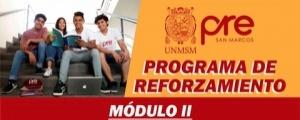 MATRICULA CICLO REFORZAMIENTO MODULO II