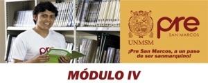 MATRICULA CICLO REFORZAMIENTO MÓDULO IV
